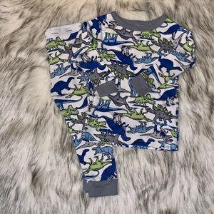 Baby Gap Boys Dinosaur Pajama Set